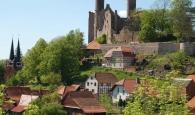 Trauung auf Burg Hanstein im Eichsfeld
