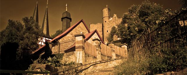 Reise ins Mittelalter
