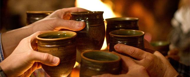 Walpurgisnacht - mittelalterliches Spektakel im Klausenhof