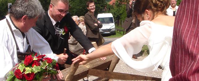 Hochzeitsbräuche zu Ihrer Hochzeit im Klausenhof